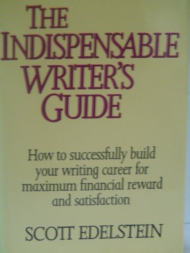 9780060551612: Indispensable Writers Guide