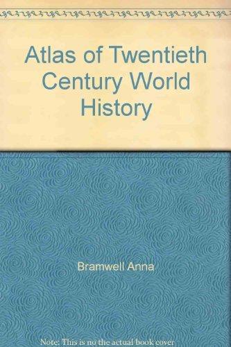 9780060551698: Atlas of Twentieth Century World History