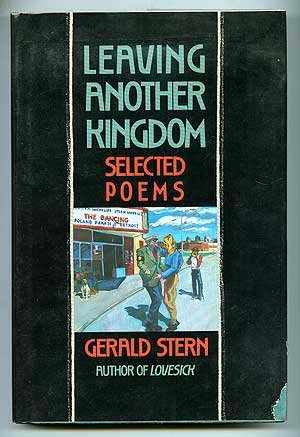 9780060551872: Leaving Another Kingdom: Selected Poems