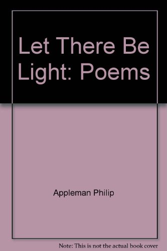 9780060552732: Let there be light: Poems