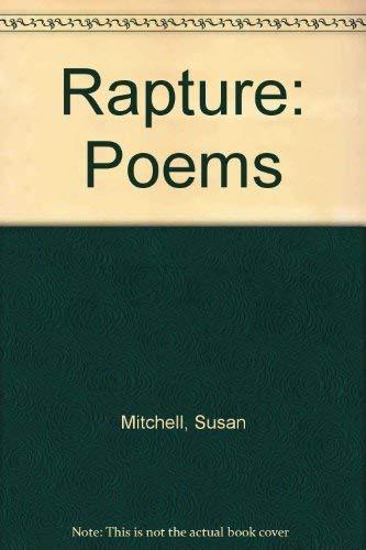 9780060553203: Rapture: Poems