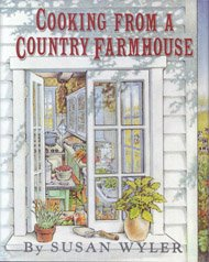 9780060553449: Cooking from a country farmhouse