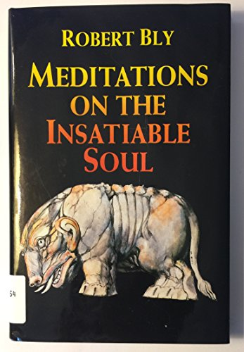 9780060553579: Meditations on the Insatiable Soul: Poems