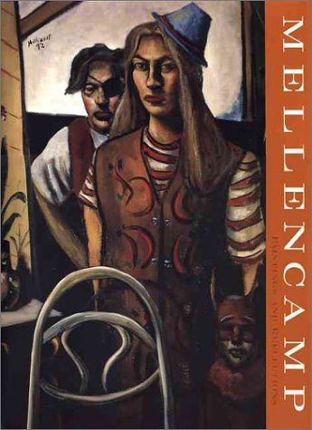 9780060553722: Mellencamp: Paintings and Reflections