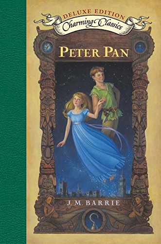 9780060554125: Peter Pan Deluxe Book and Charm (Charming Classics)