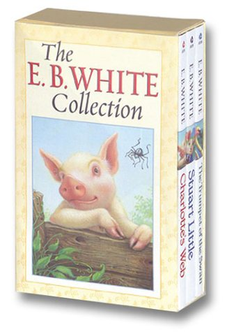 9780060554163: E. B. White Box Set (rack)