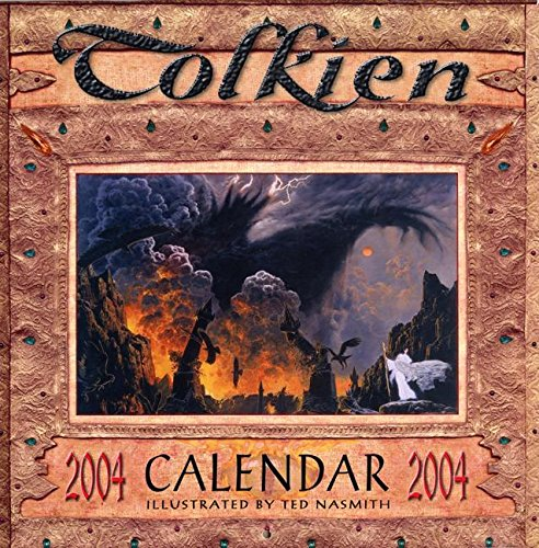 9780060554194: Tolkien Calendar 2004
