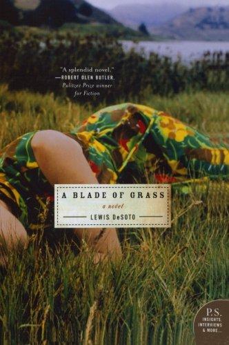 9780060554279: A Blade of Grass: A Novel