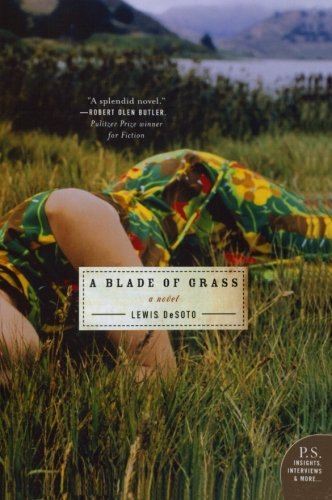 9780060554279: A Blade of Grass: A Novel
