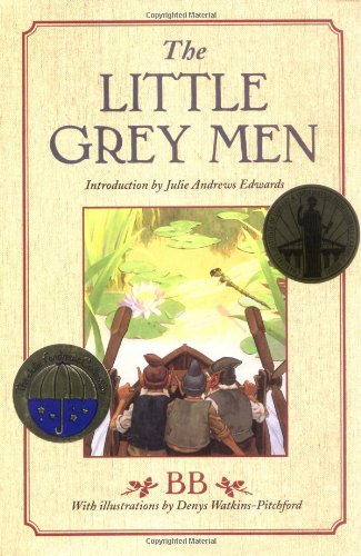 9780060554491: The Little Grey Men: A Story for the Young in Heart (Julie Andrews Collection)