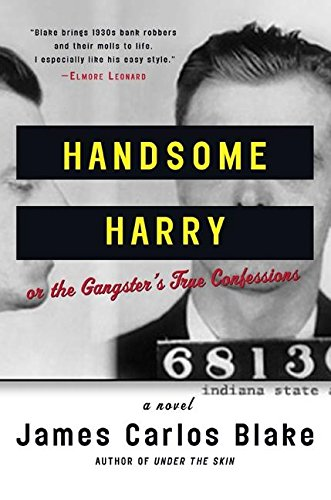 Handsome Harry: A Novel [Signed First Edition]