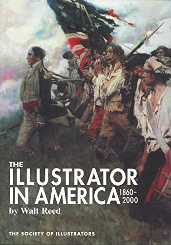 9780060554880: The Illustrator in America: 1860-2000