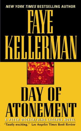 9780060554897: Day of Atonement (Decker/Lazarus Novels)
