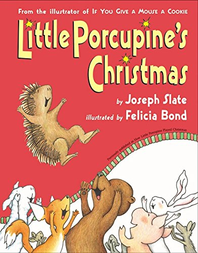 9780060554903: Little Porcupine's Christmas