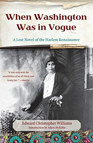 9780060555467: When Washington Was in Vogue: A Lost Novel of the Harlem Renaissance