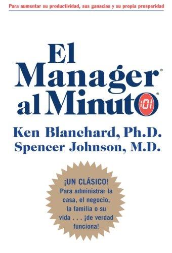 9780060556402: Manager al Minuto, El (Spanish Edition)