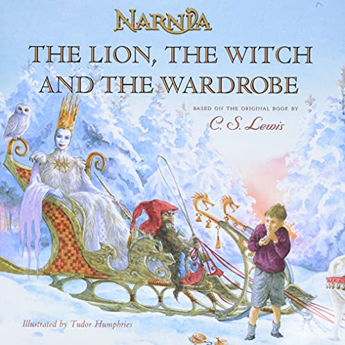 9780060556501: The Lion, the Witch and the Wardrobe (picture book edition) (Narnia)