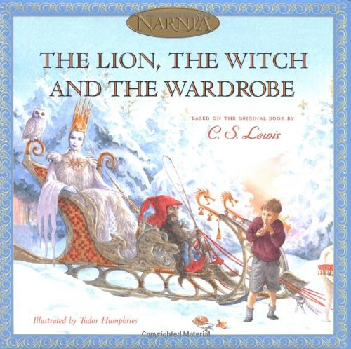 9780060556518: The Lion, the Witch and the Wardrobe
