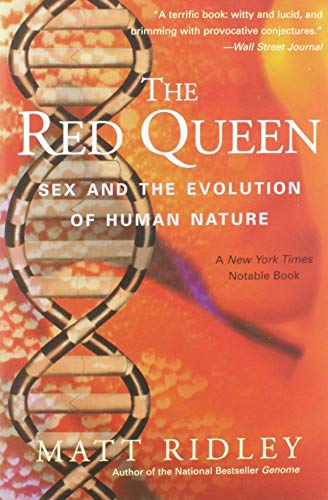 9780060556570: The Red Queen: Sex and the Evolution of Human Nature