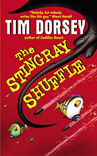 9780060556938: The Stingray Shuffle (Serge Storms)