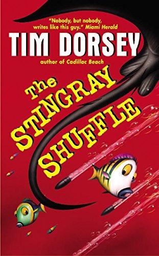 9780060556938: The Stingray Shuffle (Serge Storms)