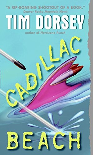 9780060556945: Cadillac Beach: A Novel (Serge Storms)