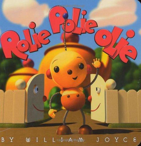 9780060557164: Rolie Polie Olie Board Book