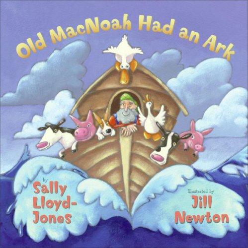 9780060557188: Old MacNoah Had an Ark (HarperBlessings)