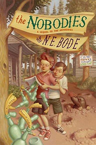9780060557386: Nobodies, The