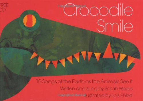 9780060557454: Crocodile Smile Book and CD
