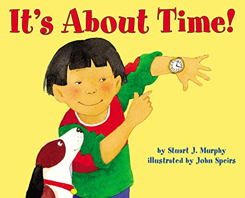 9780060557683: It's About Time! (MathStart 1)
