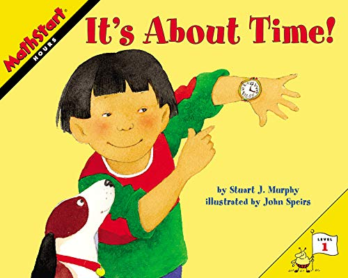 9780060557690: It's About Time! (MathStart 1)