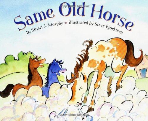 9780060557706: Same Old Horse (MathStart 2)