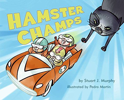 9780060557720: Hamster Champs (MathStart 3)