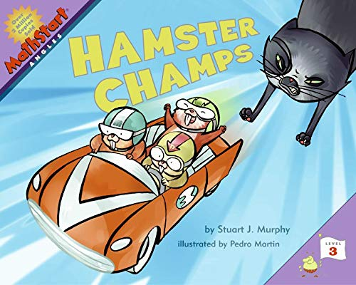 9780060557737: Hamster Champs (MathStart 3)
