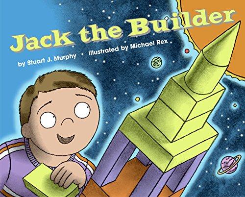 9780060557744: Jack the Builder (Mathstart: Level 1 (HarperCollins Hardcover))