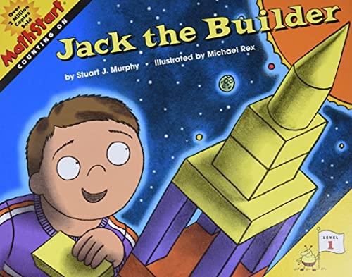 9780060557751: Jack the Builder (Mathstart: Level 1 (HarperCollins Paperback))