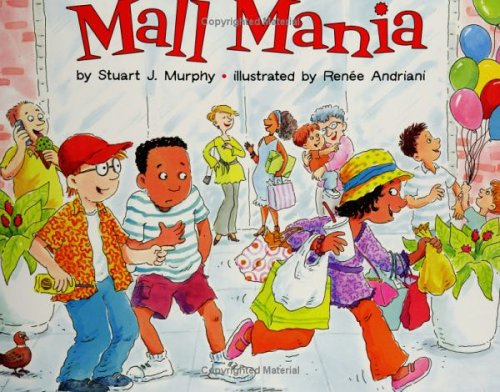9780060557768: Mall Mania (MathStart 2)