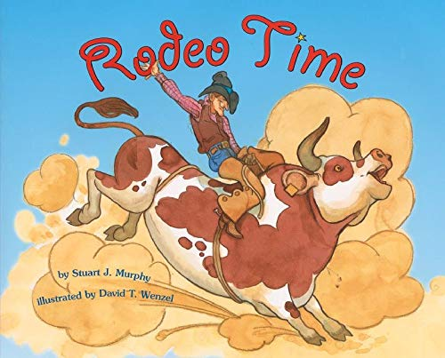 9780060557782: Rodeo Time (Mathstart: Level 3 (HarperCollins Hardcover))