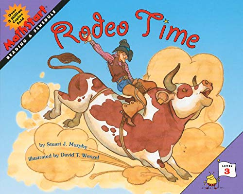 9780060557799: Rodeo Time: 3 (Mathstart: Level 3 (HarperCollins Paperback))