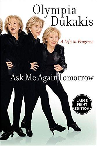 9780060558130: Ask Me Again Tomorrow LP