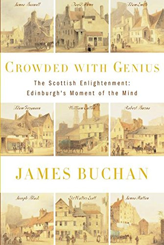 9780060558888: Crowded with Genius: The Scottish Enlightenment: Edinburgh's Moment of the Mind