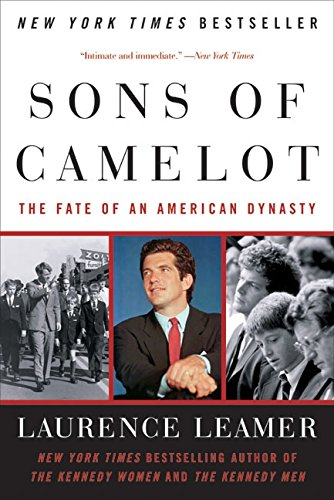 9780060559021: Sons of Camelot: The Fate of an American Dynasty