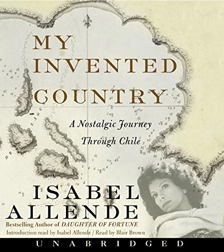 9780060559274: My Invented Country CD: A Nostalgic Journey Through Chile