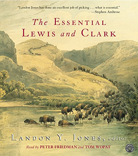 9780060559366: The Essential Lewis and Clark Selections CD