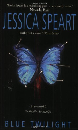 9780060559526: Blue Twilight: A Rachel Porter Mystery (Rachel Porter Mysteries)