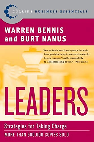 9780060559540: Leaders: Strategies for Taking Charge (Collins Business Essentials)
