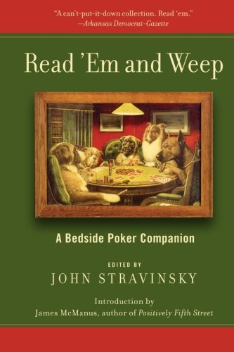 9780060559595: Read 'Em and Weep: A Bedside Poker Companion