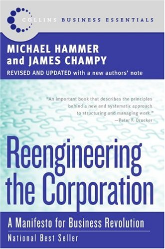 9780060560089: Reengineering the Corporation: A Manifesto for Business Revolution