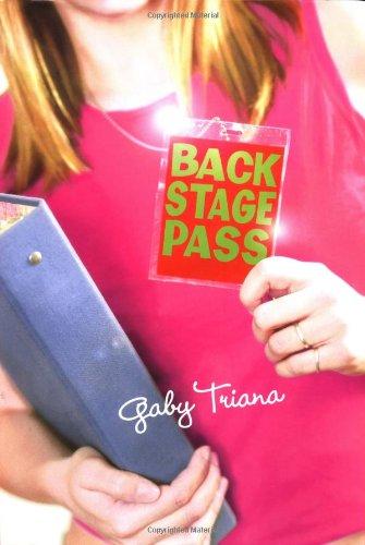 9780060560171: Backstage Pass